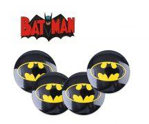 středové znaky krytů kol Batman Logo 4ks