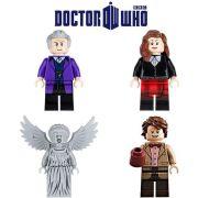 Doctor Who Blocks Bricks Lego figurka