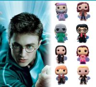 odznak Harry Potter postava POP!