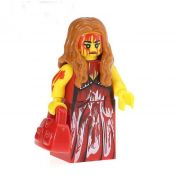 Horror Blocks Bricks Lego figurka Carrie