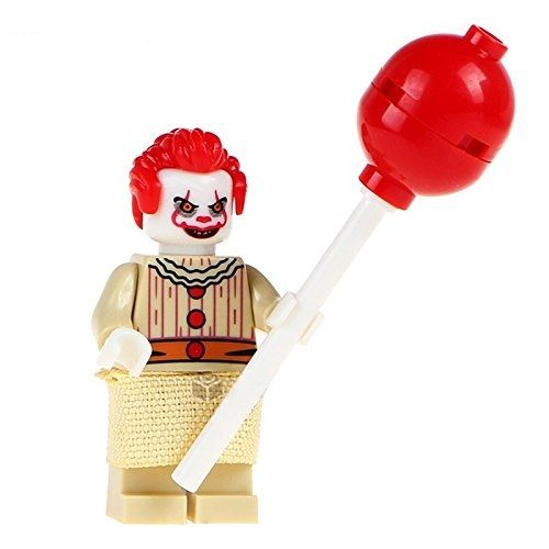 Blocks Bricks Lego figurka Pennywise (To / It) Block World