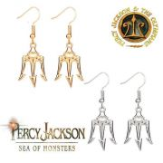 Percy Jackson náušnice Poseidon