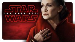 Star Wars The Last Jedi prsten princezna Leia