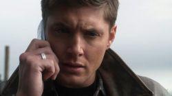 Supernatural / Lovci duchů - Prsten Dean Winchester (ocel)