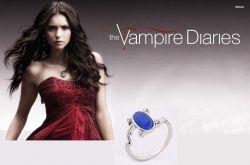 Prsten Upíří deníky (The Vampire Diaries) - Elena - větší