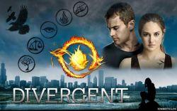 Divergence / Divergent náhrdelník Odevzdaní