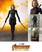 Avengers Infinity War - akční figurka Black Widow (Scarlett Johansson) Bandai