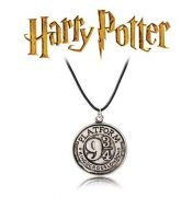 Harry Potter náhrdelník Nástupiště 9 3/4 stříbrný