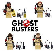Krotitelé duchů Blocks Bricks Lego sada figurek