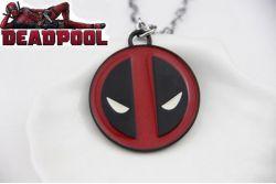 Deadpool náhrdelník Logo (velký)