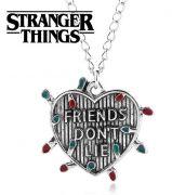 řetízek Stranger Things Srdce