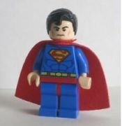 Superman Blocks Bricks Lego figurka
