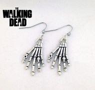 náušnice Walking Dead (Živí mrtví) Ruka