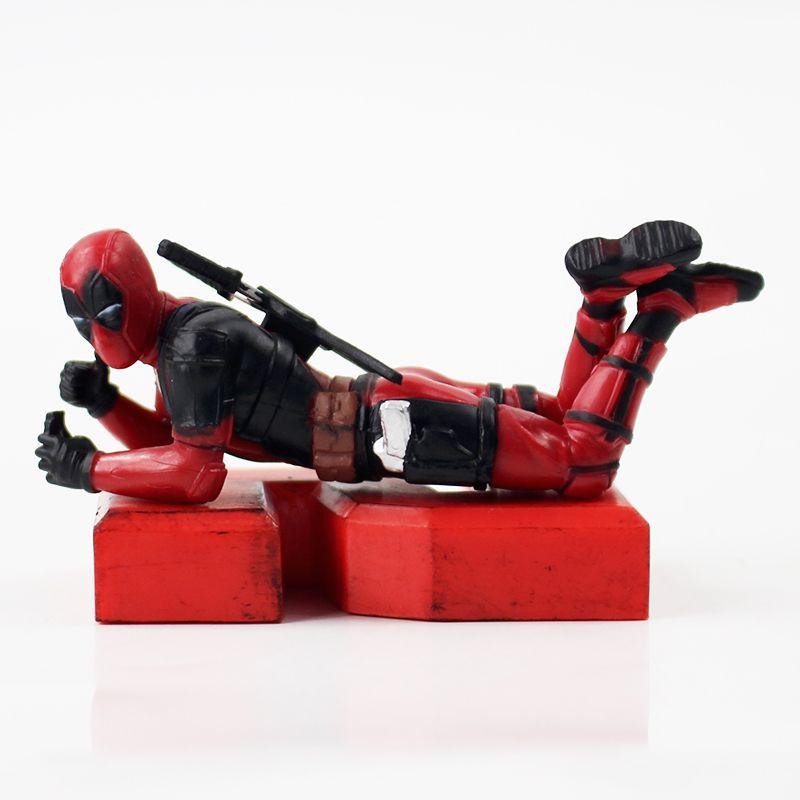 Deadpool 2 - figurka Deadpool s dvojkou - statická