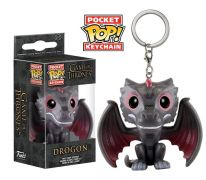 Game of Thrones Funko POP! Klíčenka Drogon
