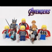 Avengers / Thor Blocks figurkaThor