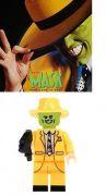 Maska Blocks Bricks Lego figurka Stanley Ipkiss