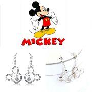 Mickey Mouse náušnice visací