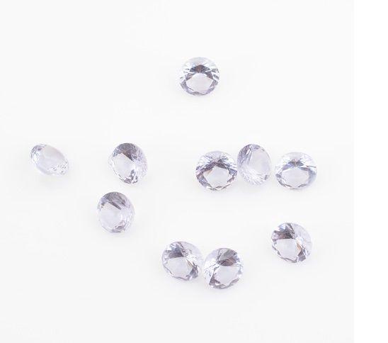 Plovoucí ozdůbka / ozdoba do okénkového medailonku: krystal