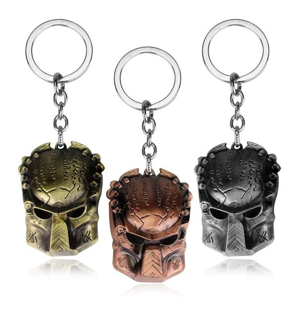 Predator - přívěsek na klíče maska Predátora