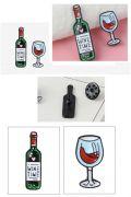 odznak VINE TIME čas na víno