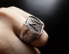 The Mortal Instruments Shadowhunters prsten Morgensternů velký