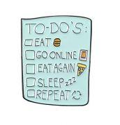 odznak TO DO seznam co udělat