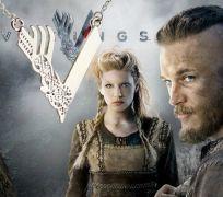 2. jakost řetízek Vikingové (Vikings) Logo