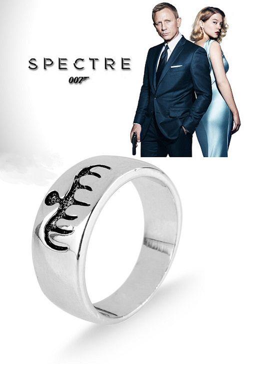 2. jakost prsten James Bond Spectre