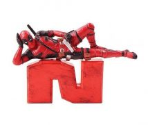 Statická figurka Deadpool 2 s dvojkou