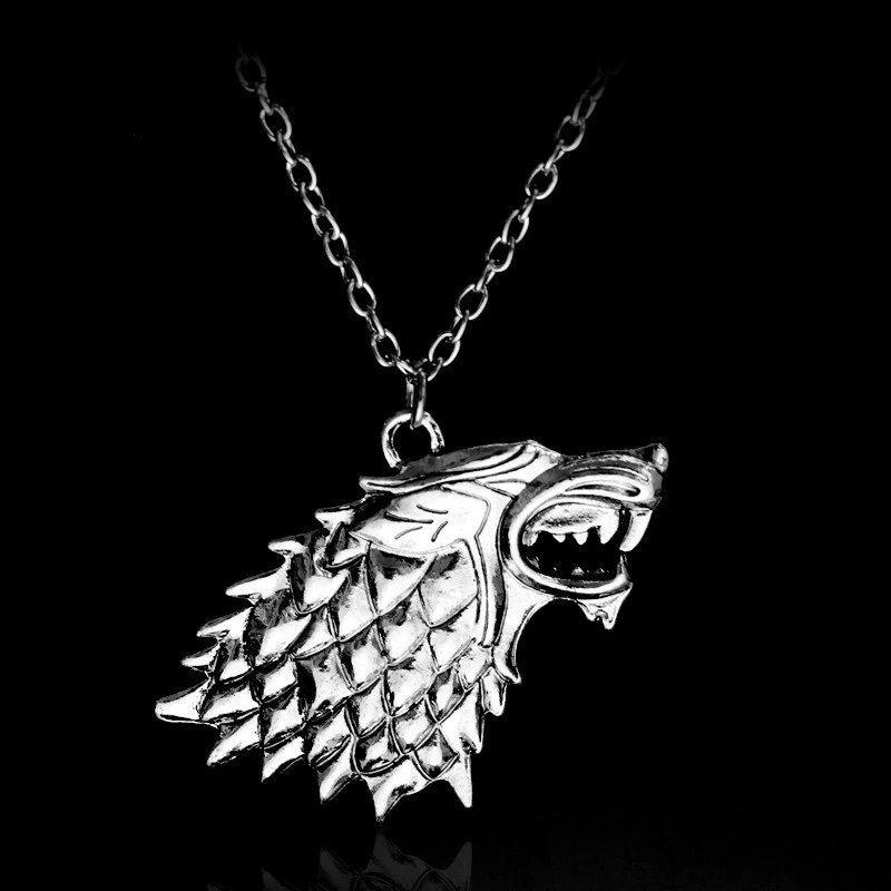 řetízek Hra o trůny (Game of Thrones) Stark