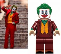 Blocks Bricks Lego figurka Joker 2019