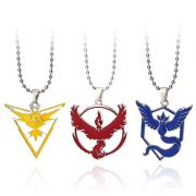 Pokémon náhrdelník Team