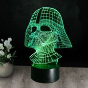 Star Wars lampička Darth Vader