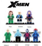 X-men Blocks Bricks Lego figurka