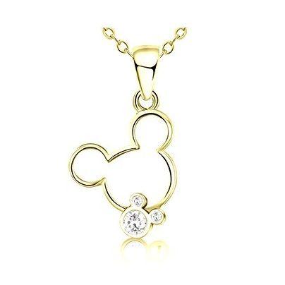 náhrdelník Mickey Mouse v Mickey