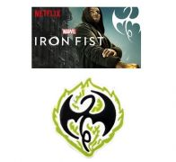 odznak Iron Fist