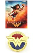 odznak Wonder Woman DC Comics