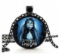 Tim Burton - náhrdelník Mrtvá nevěsta (Corpse Bride)