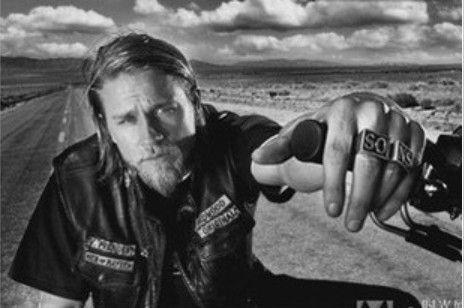 Sons of Anarchy (Zákon gangu) prsteny Jax Teller SO a NS