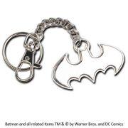 Batman kovová klíčenka Logo