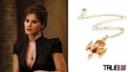 True Blood (Pravá krev) náhrdelník Lilith