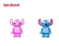 Lilo a Stitch Blocks Bricks Lego figurka