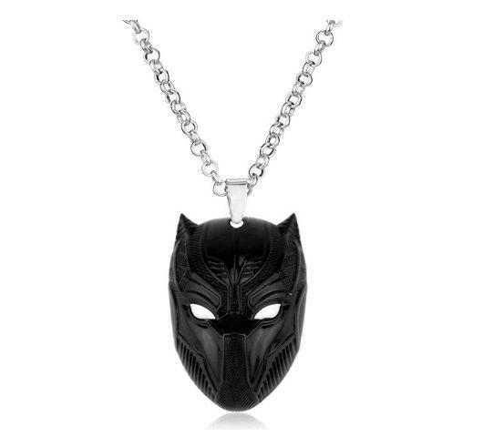 Marvel řetízek Black Panther Maska