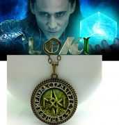 řetízek Thor Loki