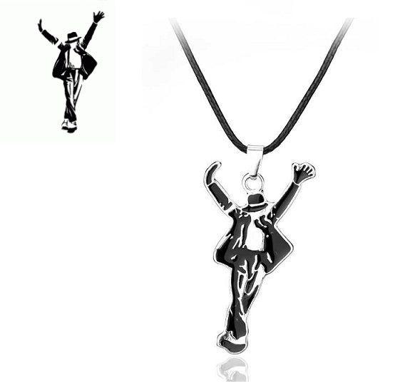 náhrdelník Michael Jackson