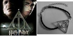 náramek Harry Potter Relikvie smrti