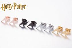 náušnice Harry Potter Harryho jizva