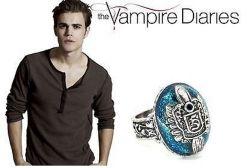 Prsten Upíří deníky (The Vampire Diaries) - Stefan Salvatore