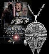 náhrdelník Star Wars Millennium Falcon - velký